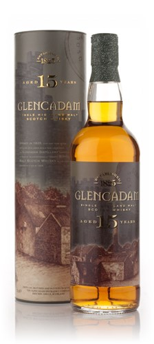 Glencadam 15 Year Old (Old Bottle)