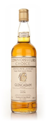 Glencadam 1974 - Connoisseurs Choice (Gordon and MacPhail)