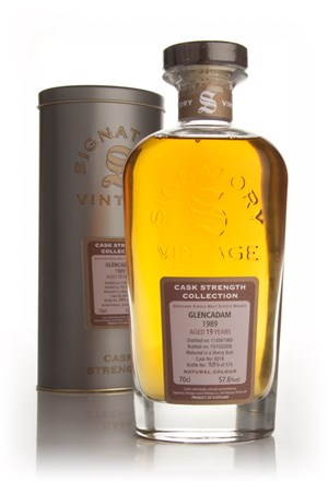 Glencadam 19 Year Old 1989 - Cask Strength Collection (Signatory)