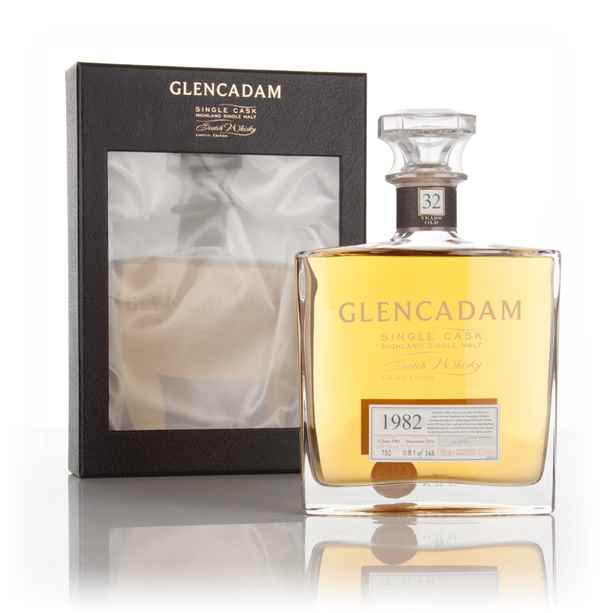 Glencadam 32 Year Old 1982 (cask 750)