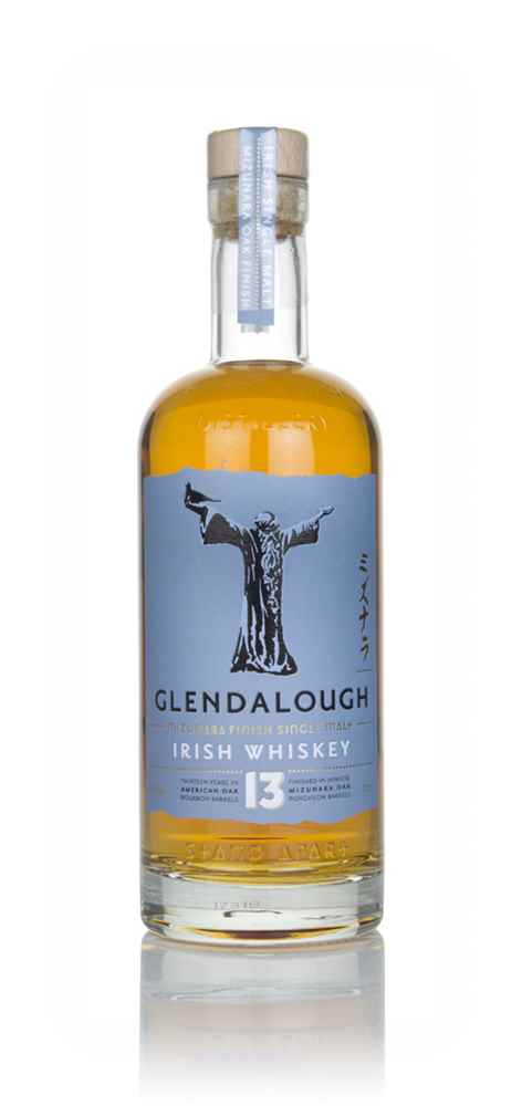 Glendalough 13 Year Old Irish Whiskey - Mizunara Oak Finish