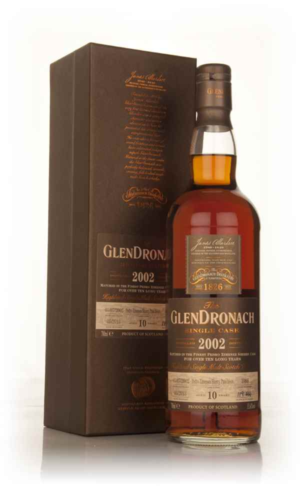 GlenDronach 10 Year Old 2002 (cask 1988) - Batch 8
