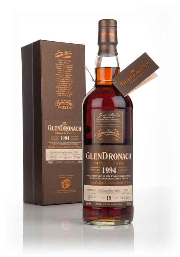 GlenDronach 19 Year Old 1994 (cask 3397) - Batch 10
