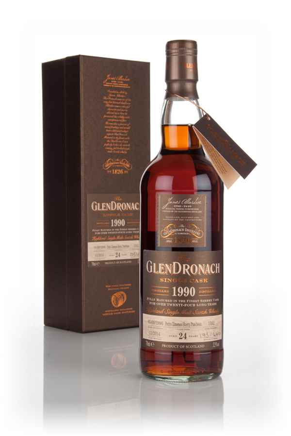 GlenDronach 24 Year Old 1990 (cask 1162) - Batch 11