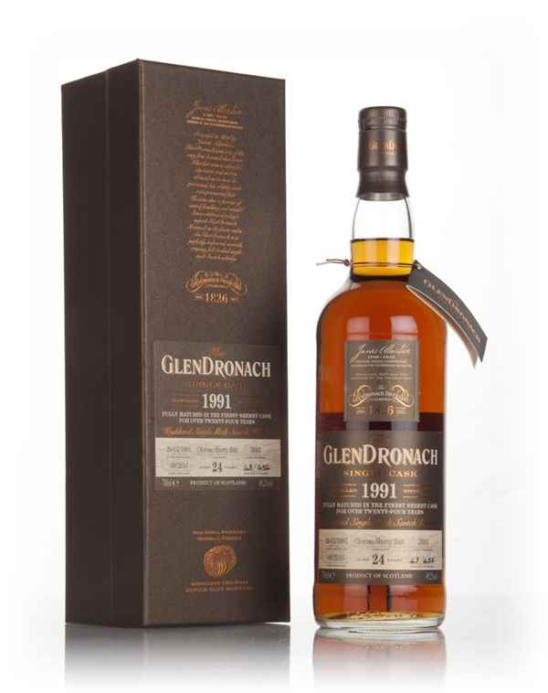 GlenDronach 24 Year Old 1991 (cask 2683)