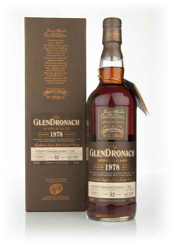 GlenDronach 32 Year Old 1978 Batch 5