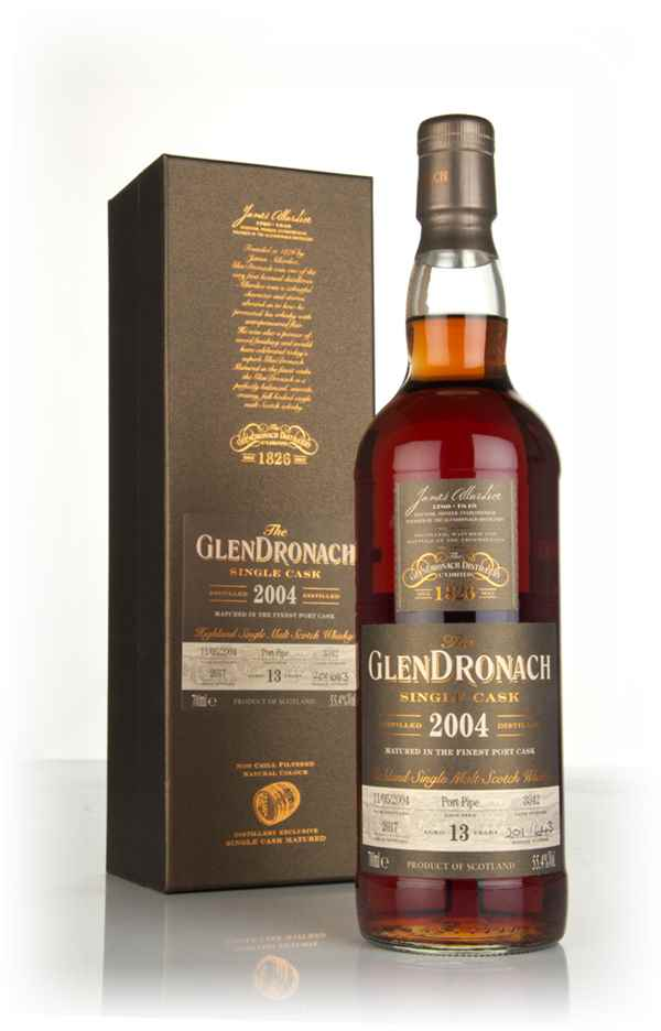 The GlenDronach 13 Year Old 2004 (cask 3342)