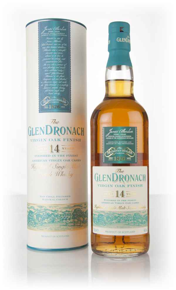 The GlenDronach 14 Year Old Virgin Oak Finish