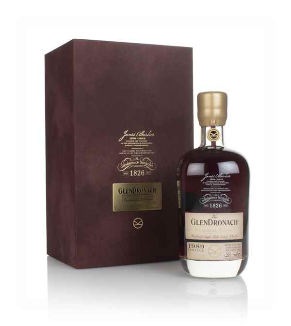 The GlenDronach 29 Year Old 1989 Kingsman Edition