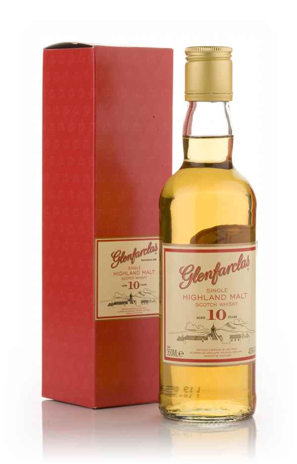 Glenfarclas 10 Year Old 35cl