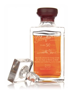 "Glenfarclas 50 Year Old Single Cask ""for the chaps at Master of Malt"""