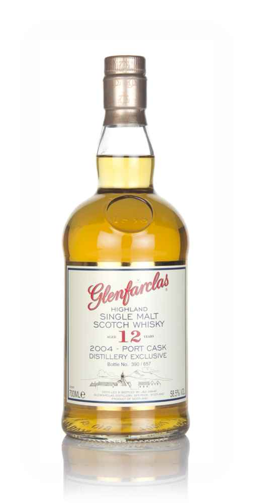 Glenfarclas 12 Year Old 2004 Distillery Exclusive (Without Presentation Box)