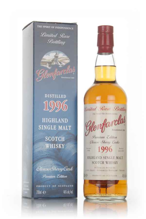 Glenfarclas 1996 (bottled 2015)