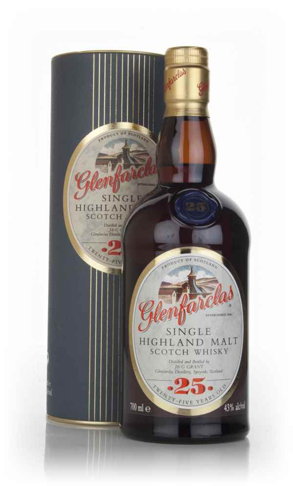 Glenfarclas 25 Year Old (Old Bottling)