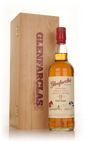 Glenfarclas 31 Year Old Port Cask