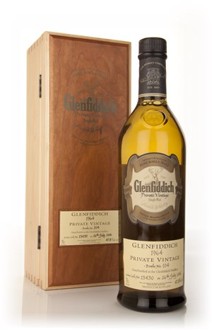 Glenfiddich 40 Year Old 1964 Private Vintage
