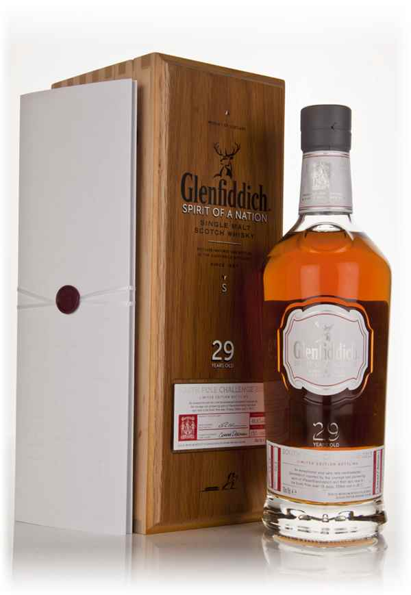 Glenfiddich 29 Year Old 'Spirit Of A Nation'