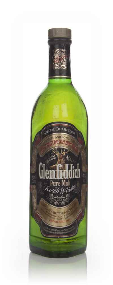 Glenfiddich Special Old Reserve - 1980s