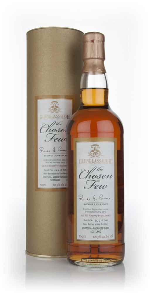 Glenglassaugh 3 Year Old 2009 - The Chosen Few