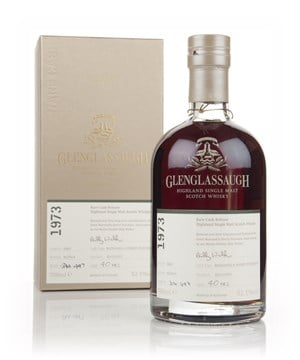 Glenglassaugh 40 Year Old 1973 (cask 6801) - Rare Cask Release Batch 1