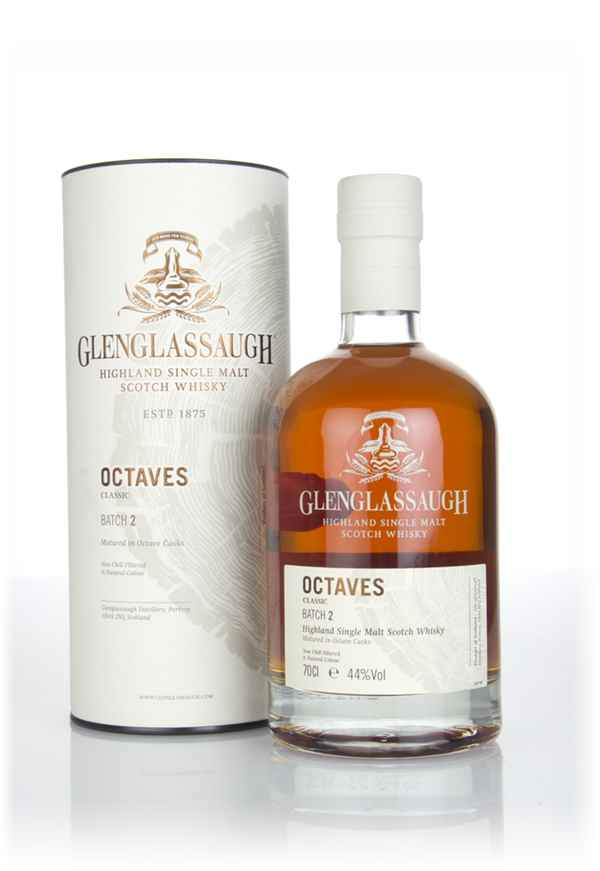 Glenglassaugh Octaves Classic Batch 2