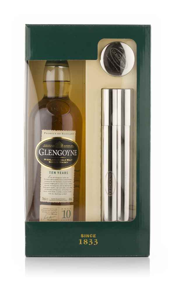 Glengoyne 10 Year Old + Cigar Holder