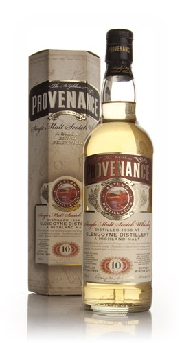 Glengoyne 10 Year Old 1999 - Provenance (Douglas Laing)