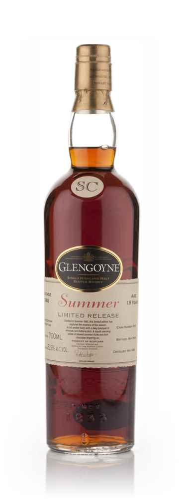 Glengoyne 19 Year Old 1985 Summer Distillation