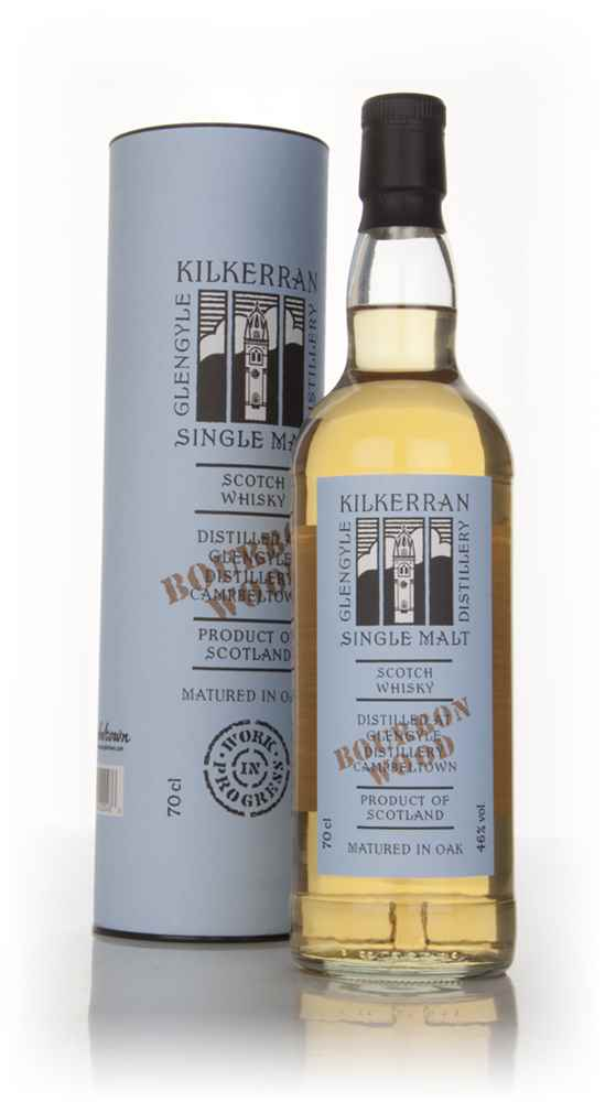 Kilkerran Work In Progress 5th Release - Bourbon Wood