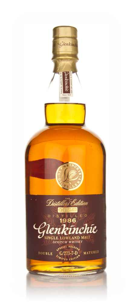 Glenkinchie 1986 Amontillado Finish - Distillers Edition 1l