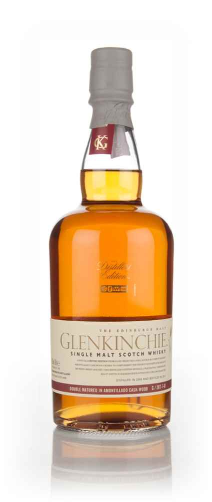Glenkinchie 2000 (bottled 2014) Amontillado Cask Finish - Distillers Edition