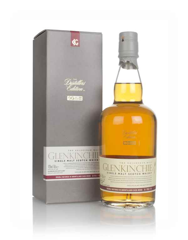 Glenkinchie 2007 (bottled 2019) Amontillado Cask Finish - Distillers Edition
