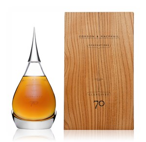 Glenlivet 70 Year Old 1940 20cl - Generations (Gordon and MacPhail)