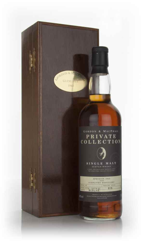 Glenlivet 1943 - Private Collection (Gordon & MacPhail)