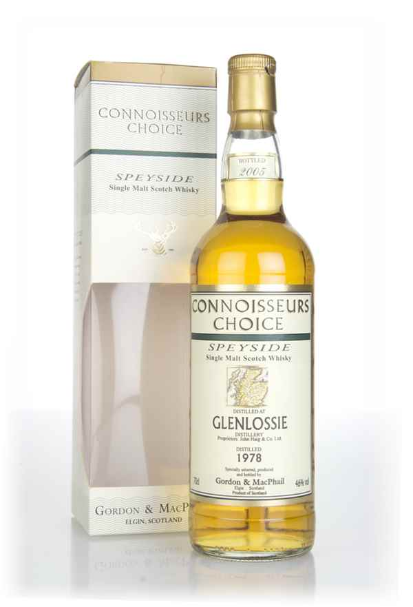 Glenlossie 1978 (bottled 2005) - Connoisseurs Choice (Gordon & MacPhail)