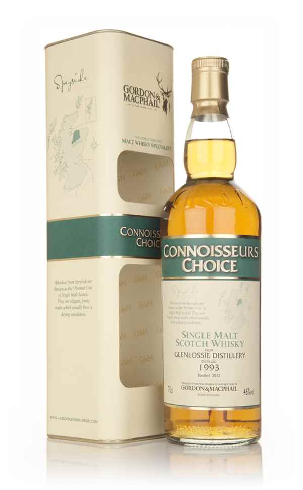 Glenlossie 1993 - Connoisseurs Choice (Gordon and MacPhail)