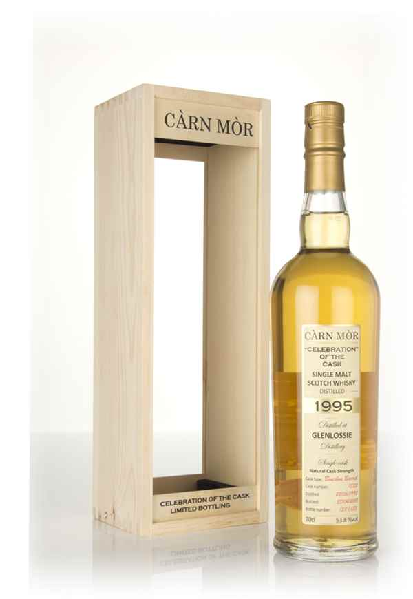 Glenlossie 22 Year Old 1995 (cask 1323) - Celebration of the Cask (Càrn Mòr)