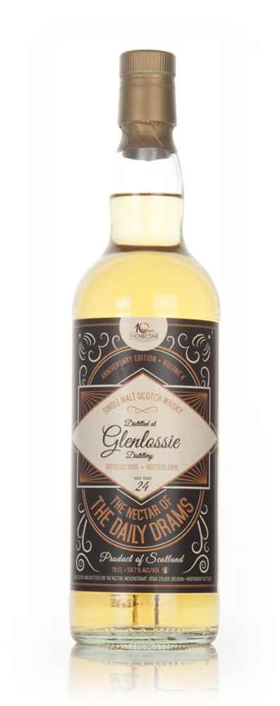 Glenlossie 24 Year Old 1992 - The Nectar of the Daily Drams