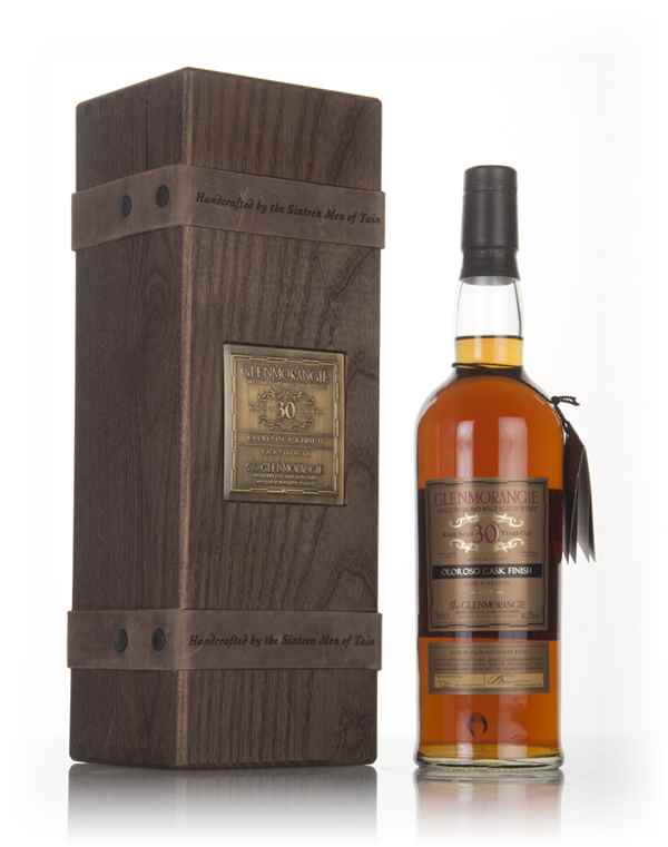 Glenmorangie 30 Year Old - Oloroso Cask Finish
