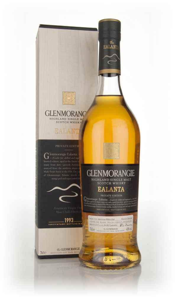 Glenmorangie Ealanta 1993 Private Edition