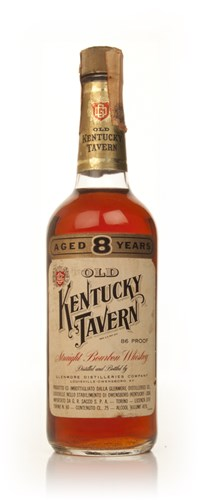 Old Kentucky Tavern 8 Year Old - 1970s