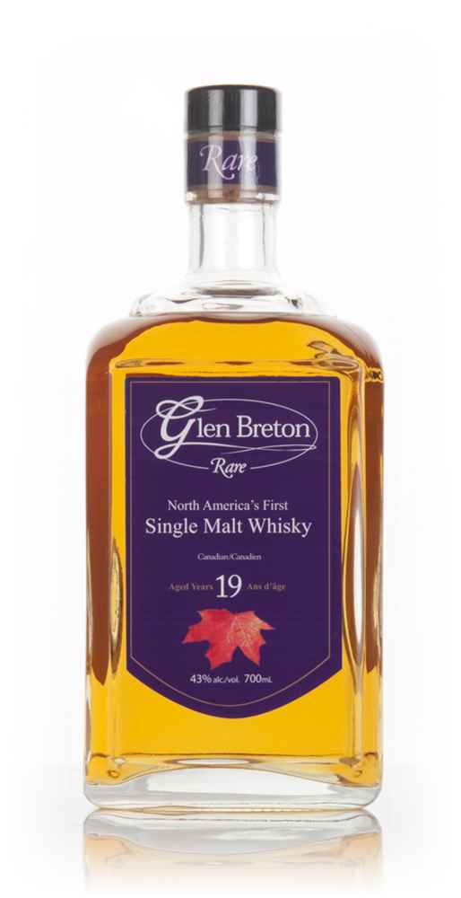Glen Breton Rare 19 Year Old