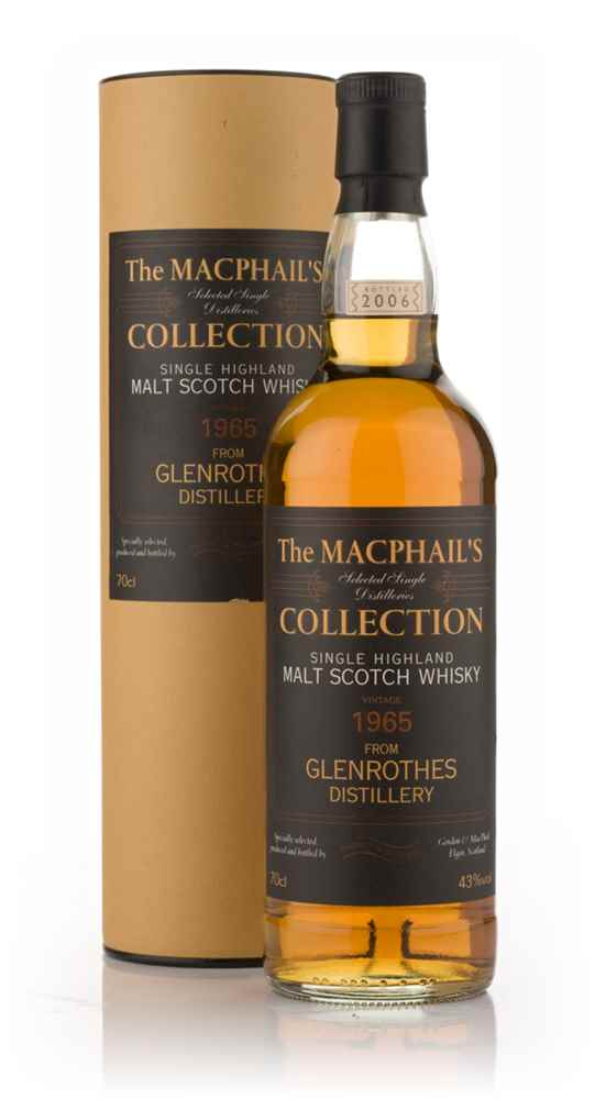 Glenrothes 1965 - The MacPhail's (Gordon and MacPhail)