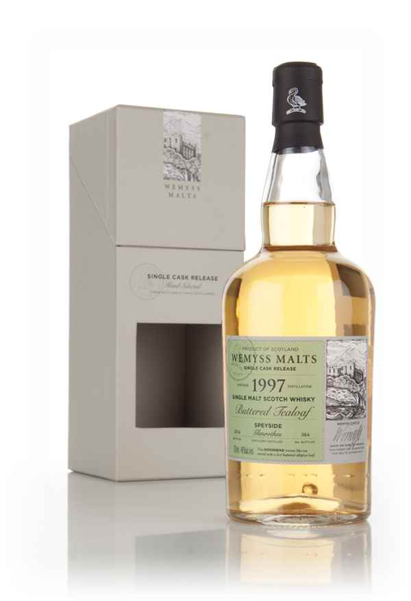 Buttered Tealoaf 1997 (bottled 2014) - Wemyss Malts (Glenrothes)