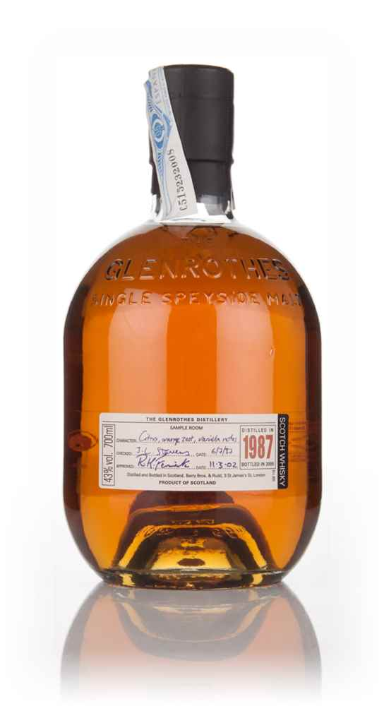Glenrothes 1987 (bottled 2005)