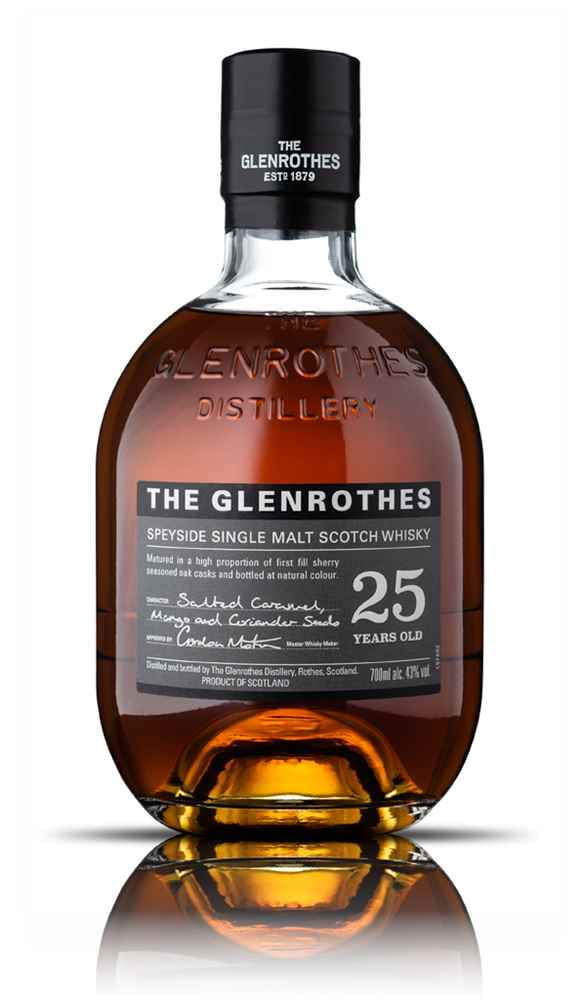 The Glenrothes 25 Year Old - Soleo Collection