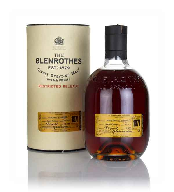 Glenrothes 27 Year Old 1971 - Restricted Release