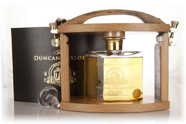Glenrothes 43 Year Old 1970 (cask 10578) - Tantalus (Duncan Taylor)