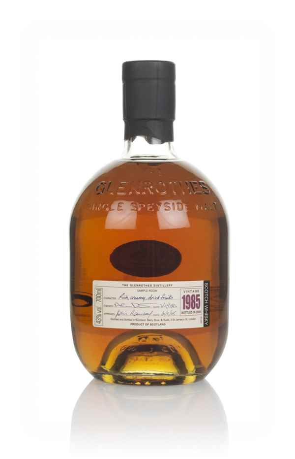 The Glenrothes 1985 (bottled 2005)