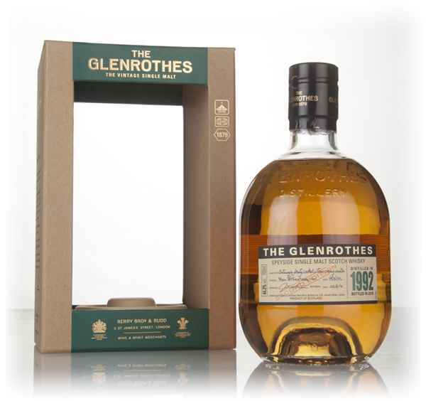 The Glenrothes 1992 - Second Edition (bottled 2015)